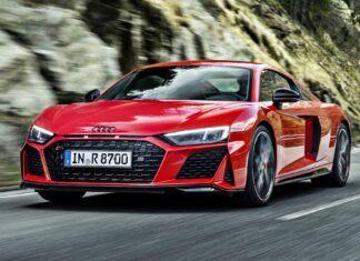 Audi R8 V10 performance RWD – oficjalne zdjęcia i informacje