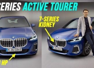 Nowe BMW serii 2 Active Tourer z bliska – pierwsze wrażenia