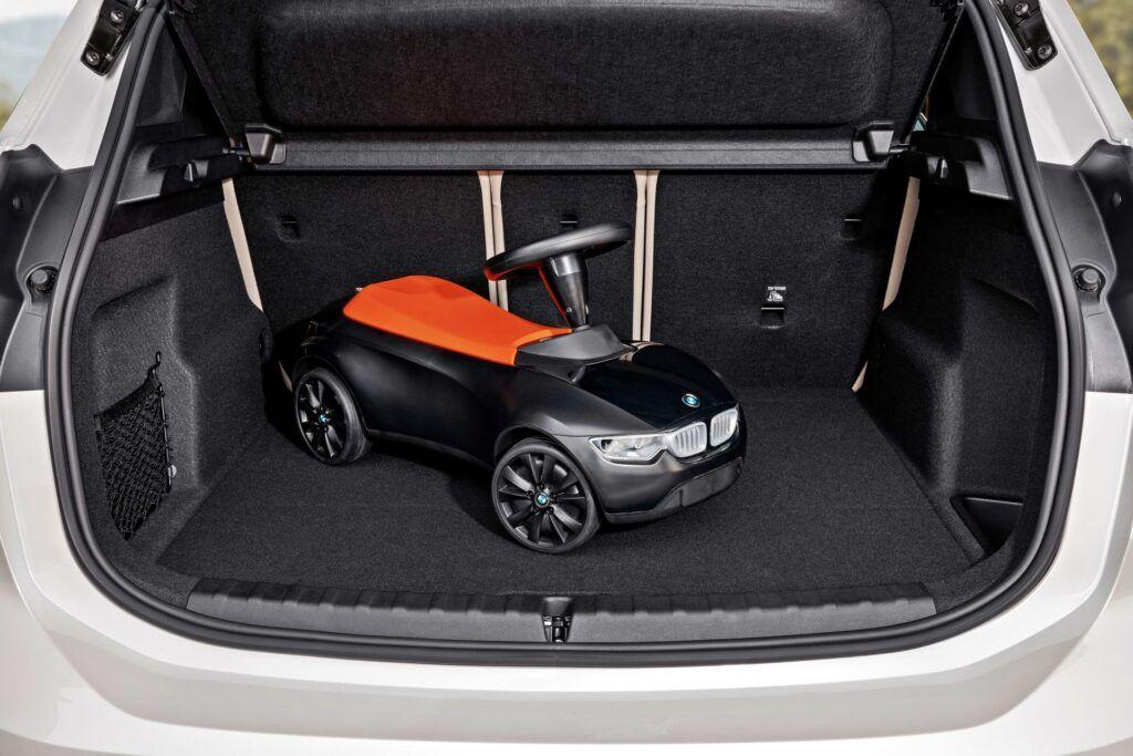 BMW serii 2 Active Tourer - bagażnik