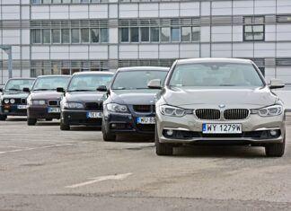 Oznaczenia BMW – modele i generacje