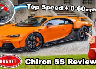 Bugatti Chiron Super Sport – test 1600-konnego hiperauta