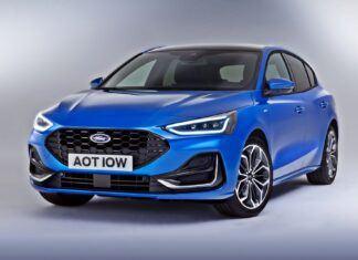 Ford Focus po liftingu (2022) – oficjalne zdjęcia i informacje