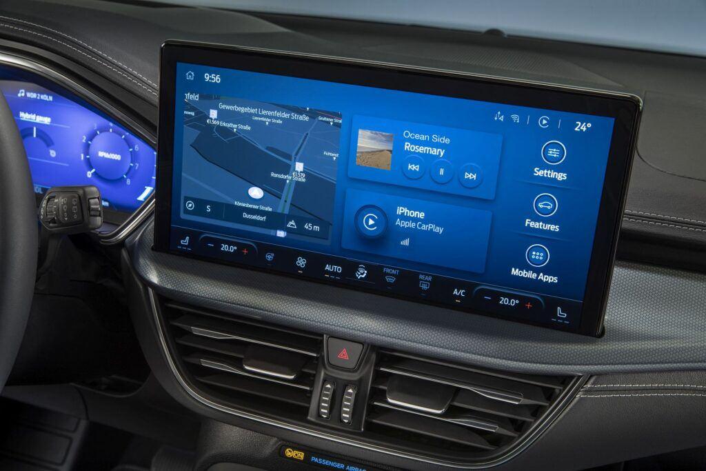 Ford Focus (2022)