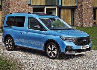 Nowy Ford Tourneo Connect – oficjalne zdjęcia i informacje