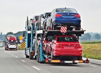 Import aut używanych we wrześniu. Znowu w górę
