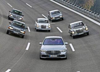Oznaczenia Mercedesa – modele i generacje