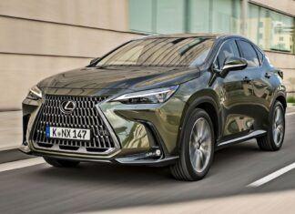Nowy Lexus NX hitem na polskim rynku. Ile aut już sprzedano?
