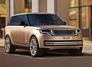 Nowy Range Rover – oficjalne zdjęcia i informacje