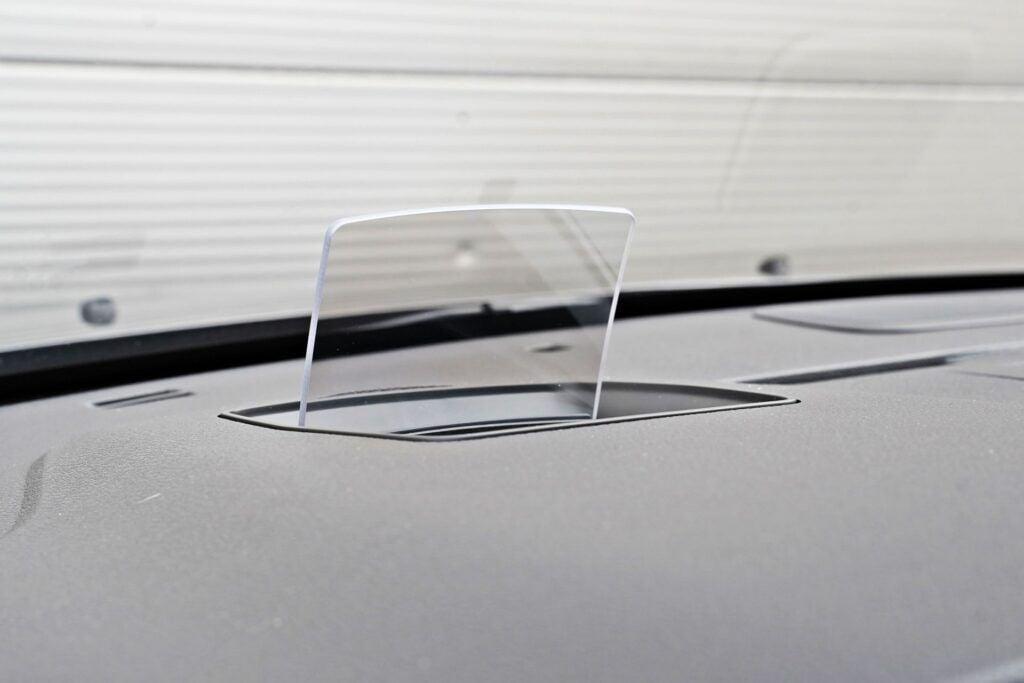 Peugeot Traveller - head-up