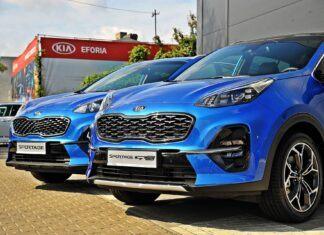 Sprzedaż aut we wrześniu. Dobry miesiąc dla Kii i Hyundaia