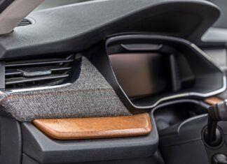 Skoda stawia na ekologiczne materiały w swoich autach