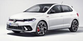 VW Polo GTI - przód